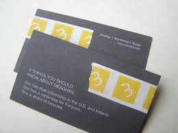 unique business card ideas danielpinchbeck net