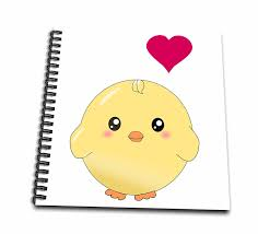 amazon com 3drose cute yellow with red love heart sweet