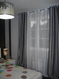 rideau pour chambre a coucher rideau blanc rideaux et voilages of rideau blanc chambre futureci com