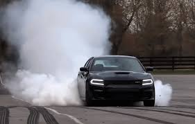 dodge charger hellcat dodge srt hellcat challenger and charger burnout video digital