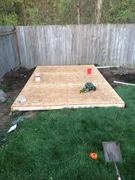 backyard home office build start to finish album on imgur