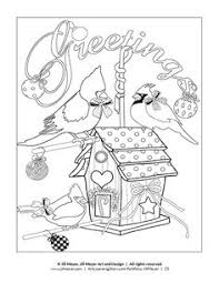 free 92 holiday coloring book coloring books holidays