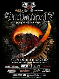 dutdutan tattoo convention september 2017