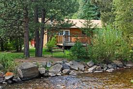 Estes Park Colorado Map by Cabins U0026 Cottages In Estes Park Places To Stay