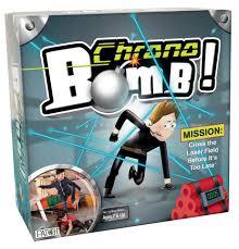 chrono bomb tm game toys
