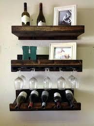 Tiered Bookshelf Bookcase Wine Rack Combo Bookshelf With Wine Rack Find This Pin