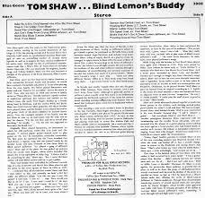 Blind Lemon Jefferson Matchbox Blues Bg2008b4 Jpg