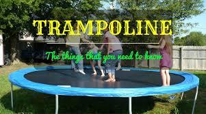 Best Backyard Trampoline by Best Trampoline Reviews 2017 Ultimate Buying Guide