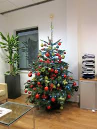 Red Gold And Purple Christmas Tree - awesome green and gold christmas trees pictures inspiration