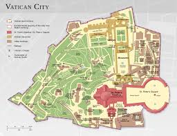 Forbidden City Floor Plan by Vatican Self Guided Tour Free Tours By Foot