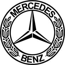 mercedes decal emblem vinyl decal sticker