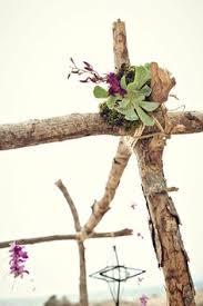 Wedding Arches Made Twigs Natural Wood Wedding Arch Aspen Themed Wedding Ideas En Pointe