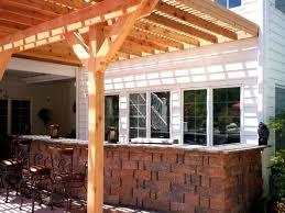 pergola design marvelous small bbq area ideas outdoor decks and