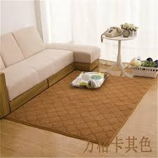 Soft Area Rugs Inspiring Soft Thick Memory Foam Absorbent Coral Fleece Fabric