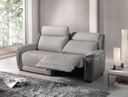 canap relax 2 places lectrique canapé 2 places fixe ou relax électrique ref 32154 meubles husson
