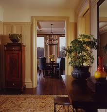 Tall Wall Mirrors by Tall Wainscoting Dining Room Traditional With Wood Staircase Round