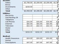 Budget Calculator Spreadsheet by Free Microsoft Excel Budget Templates For Business And Personal