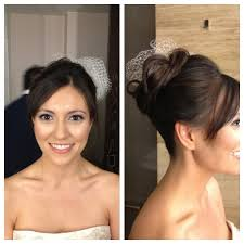 Bridal Hair And Makeup Las Vegas 65 Best Wedding Hair U0026 Makeup Images On Pinterest Hairstyles
