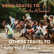 10 best inspirational travel and volunteering quotes