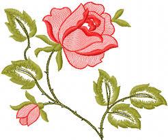 22 embroidery patterns roses makaroka com
