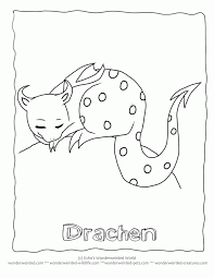 cute dragons pictures coloring home