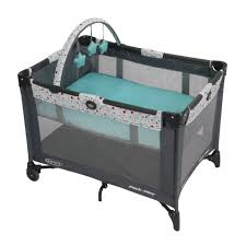Old Baby Cribs by Graco Pack N Play Where Should Newborns Sleep Familyeducation