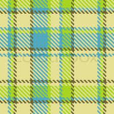 Muster Blau Grün Nahtlose Gr禺n Kariert Blau Braun Vektor Muster Vektorgrafik
