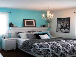 Blue Bedroom Ideas Pictures by A Feminine Look From Tiffany Blue Bedroom All Home Decorations