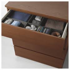 Nailed It Desk Organizer by Malm 4 Drawer Chest White Ikea