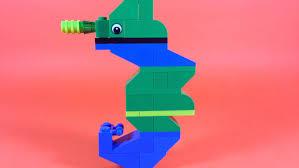 how to build lego seahorse 4630 lego build u0026 play box building