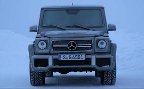 mercedes benz g65 amg v 12 heads to the arctic circle on latest