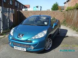 peugeot blue used peugeot 207 cars second hand peugeot 207