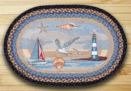 earth rugs blue sea coastal earth rugs blue sea coastal oval
