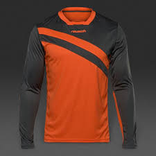 expensive ls for sale economic mens reusch golhero ls padded jersey shocking orange grey