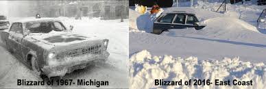 worst blizzard in history michigan s biggest blizzards vs blizzard 2016 which was the worst