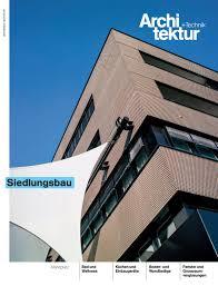 architektur studiengã nge architektur technik 05 2015 by bl verlag ag issuu