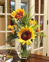 Modern Flower Vase Arrangements Sunflower Arrangements Ideas U2013 Eatatjacknjills Com