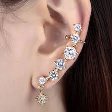 earring on ear 48 earrings no piercing 25 best ideas about forward helix