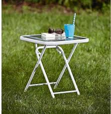 Outdoor Folding Side Table Design Of Folding Outdoor Side Table Teak Square Folding Side