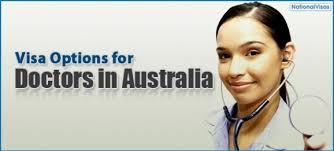 Seeking Australia Visa Options For Doctors Seeking To Work In Australia Australia