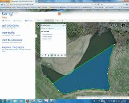 Bing Maps 3d Measuring Acreage With Bing Maps Wmv Youtube
