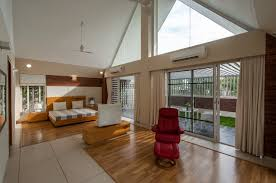 sloping roof house design buro architects the architects diary