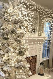 black and white christmas tree decorating ideas modern christmas