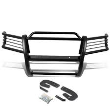 nissan xterra front bumper 02 04 nissan xterra wd22 front bumper protector brush grille guard
