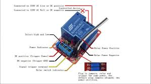 5v 12v 24v 30a 1 channel relay module with optocoupler h l level