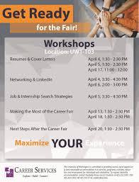 Sample Resume For Job Fair by Spring Job U0026 Internship Fair 2017 Past Events Events Career