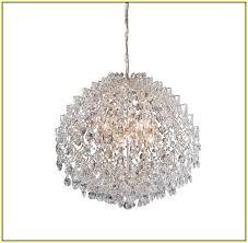 Crystal Chandelier Ball Impressive Round Crystal Ball Chandelier Small Round Crystal