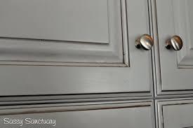white kitchen cabinets with gray glaze sassy sanctuary home decor grey cabinets kitchen