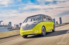 it u0027s official the vw bus is back and it u0027s electric u2013 newsroom