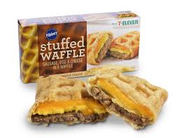 7 eleven releases new pillsbury stuffed waffle brand
